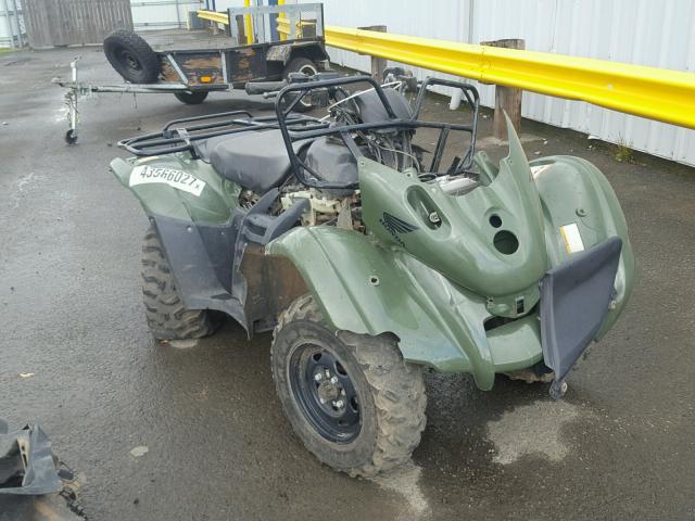 2012 HONDA TRX420 1