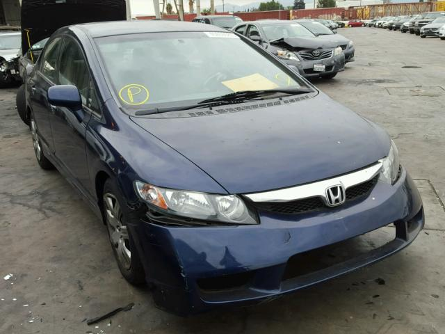 2009 HONDA CIVIC 1.8L