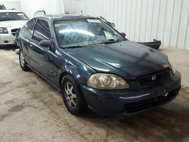 1996 HONDA CIVIC EX 1.6L