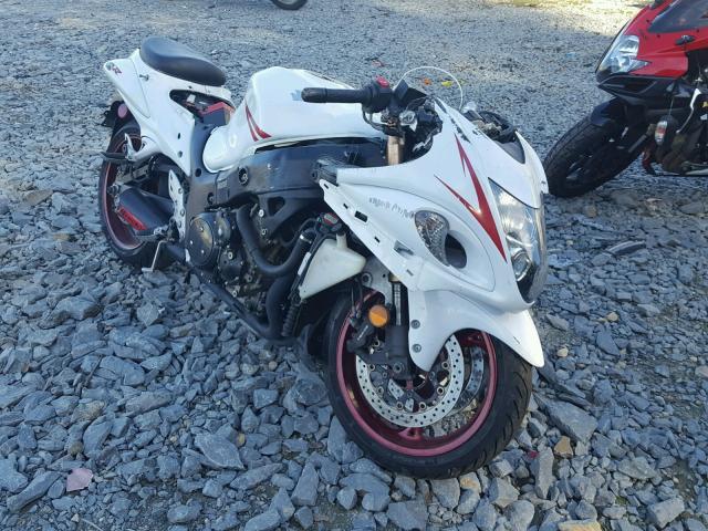 2009 SUZUKI GSX1300 R 4