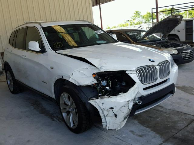 2012 BMW X3 3.0L