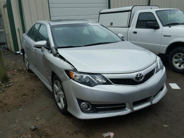 2013 TOYOTA CAMRY 2.5L