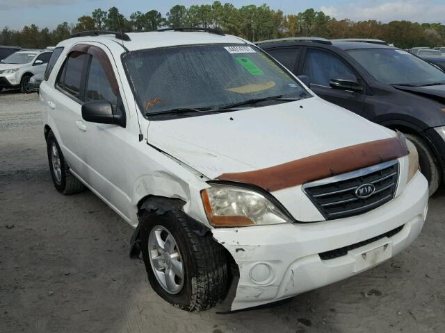 2008 KIA SORENTO 3.3L