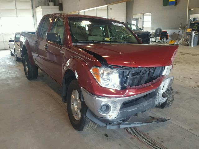 2007 NISSAN FRONTIER 4.0L