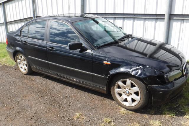 2005 BMW 325 2.5L