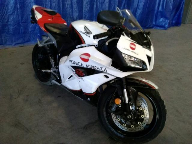 2009 HONDA CBR600 4
