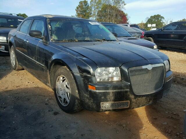 2007 CHRYSLER 300 TOURIN 3.5L