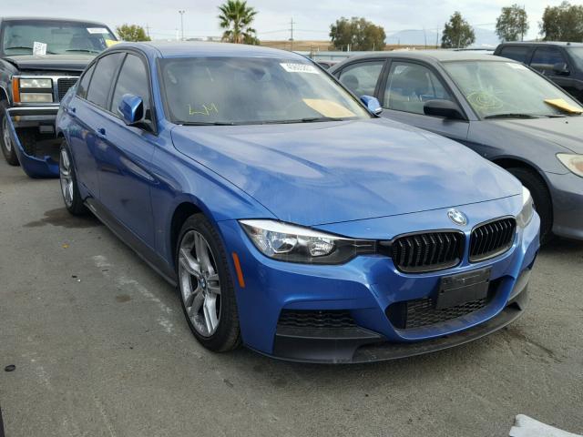 2014 BMW 328 XI SUL 2.0L
