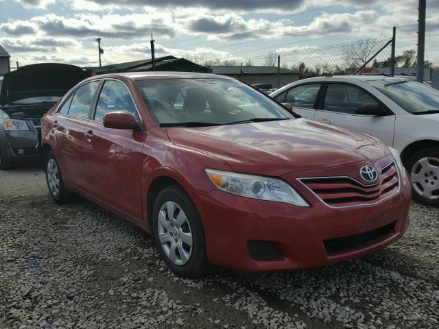 2011 TOYOTA CAMRY 2.5L