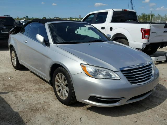 2012 CHRYSLER 200 2.4L