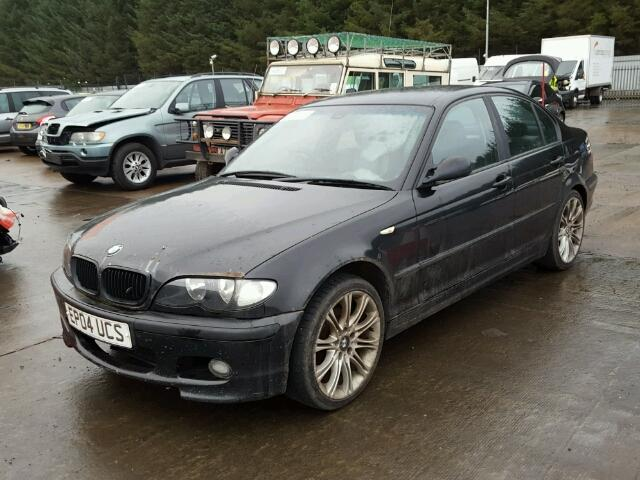 2004 bmw 320d es for sale at copart uk salvage car auctions. Black Bedroom Furniture Sets. Home Design Ideas