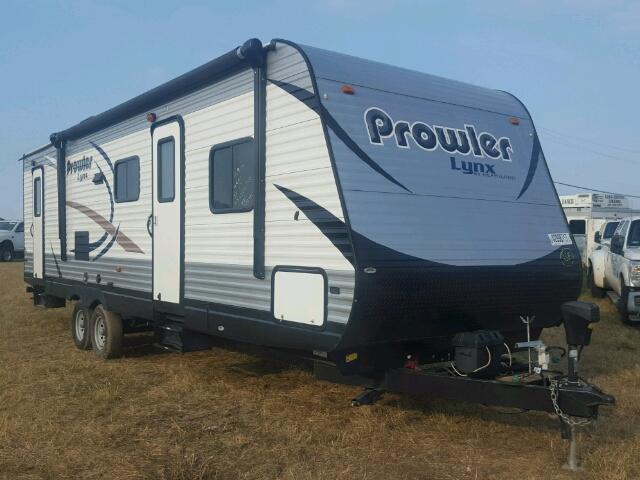 2015 PROW TRAV TRAIL