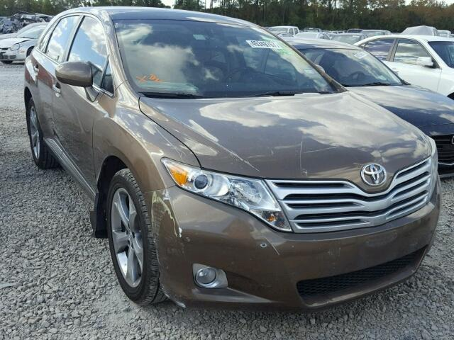 2011 TOYOTA VENZA BASE For Sale   TX - HOUSTON - Salvage Cars - Copart USA