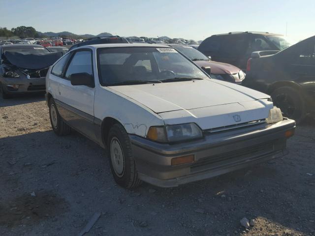 1987 HONDA CIVIC 1.5L