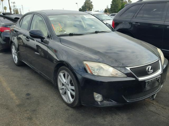 2007 LEXUS IS 250 2.5L
