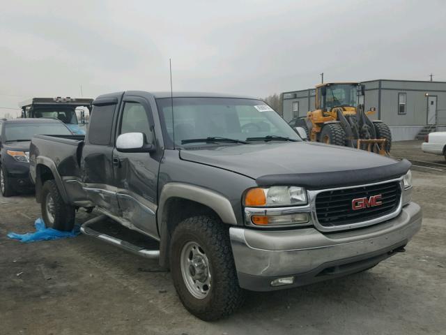 2000 GMC NEW SIERRA 6.0L