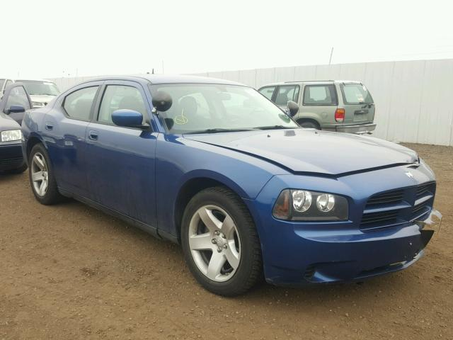 2009 DODGE CHARGER 3.5L