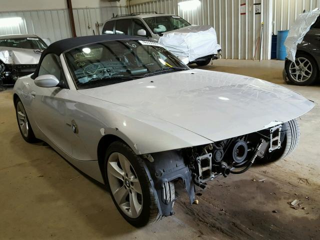 2007 BMW Z4 3.0L