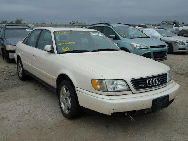 1997 AUDI A6 2.8 QUA 2.8L