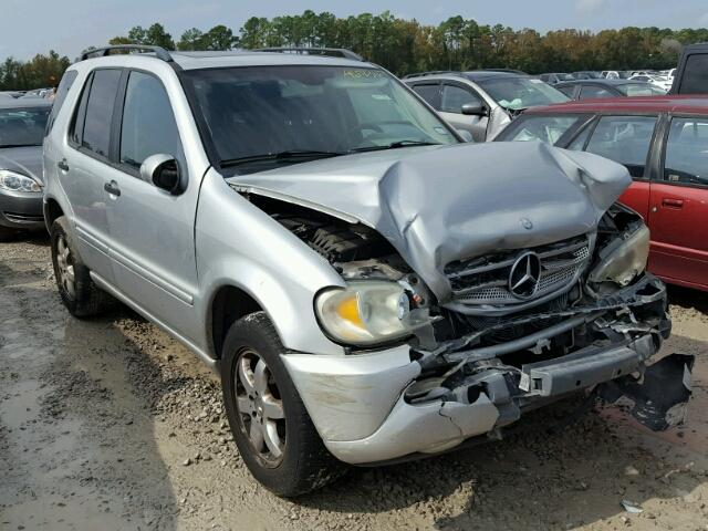 2003 MERCEDES-BENZ ML 3.7L