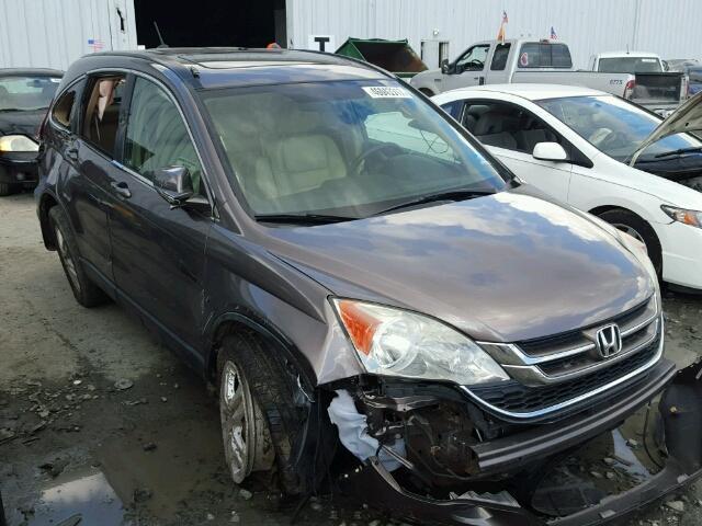 2010 HONDA CR-V EXL 2.4L