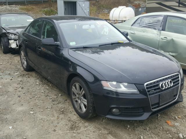 2010 AUDI A4 2.0L
