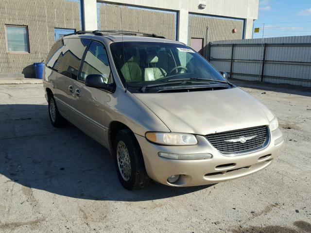 1998 CHRYSLER TOWN & COU 3.8L