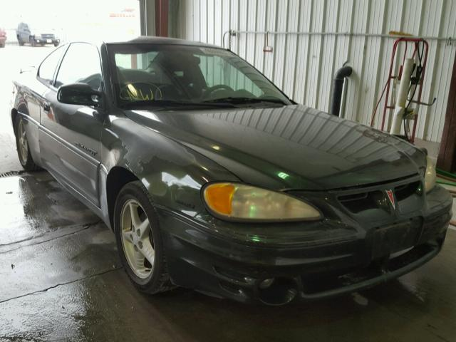 2000 PONTIAC GRAND AM G 3.4L