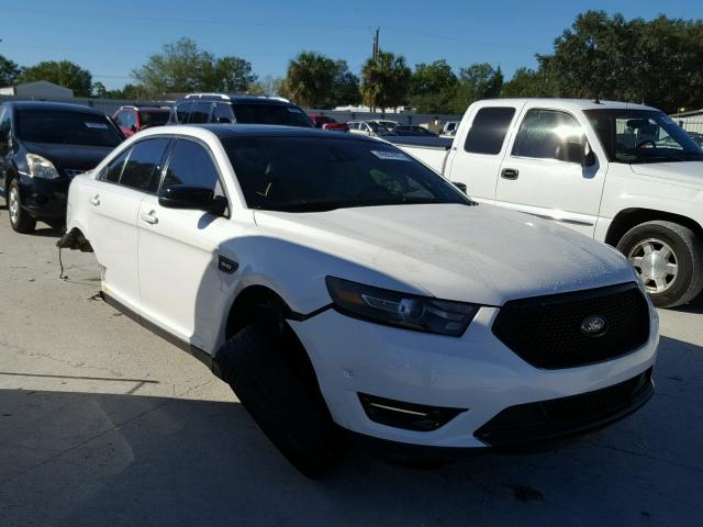 Auto Auction Ended On Vin 1fahp2kt1dg192291 2013 Ford Taurus Sho In