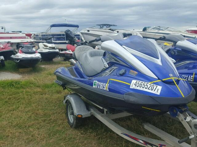 Salvage 2007 Yamaha BOAT for sale