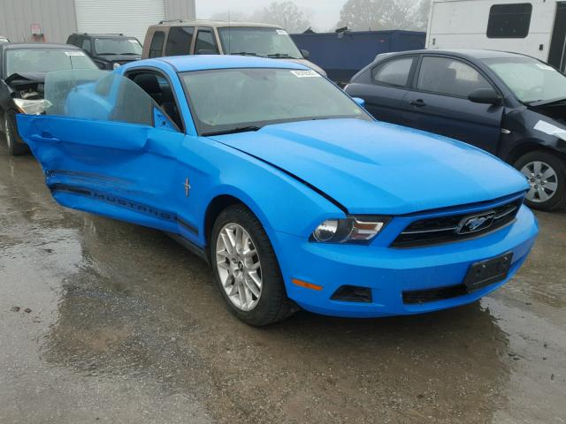 2012 FORD MUSTANG 3.7L