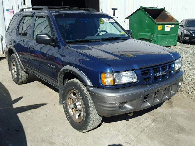 2002 ISUZU RODEO 3.2L