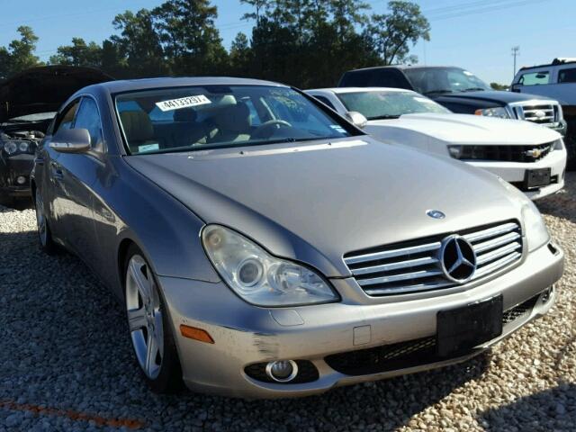 2007 MERCEDES-BENZ CLS 550 5.5L