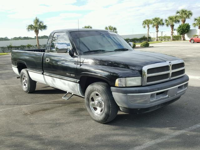 1996 DODGE 1500 5.2L