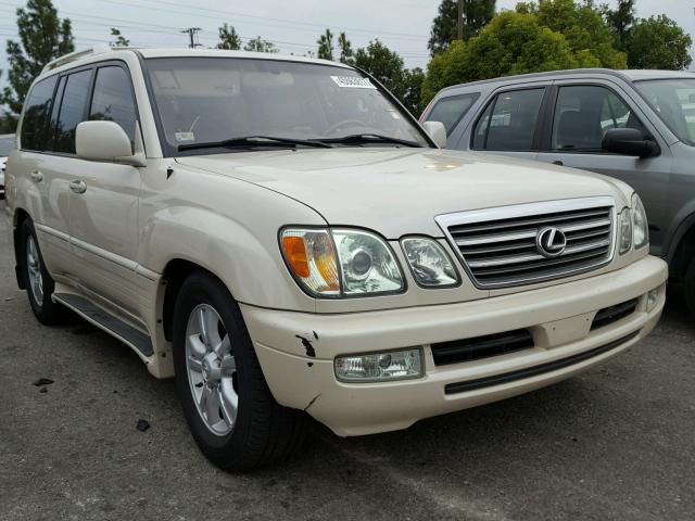 2003 LEXUS LX 4.7L