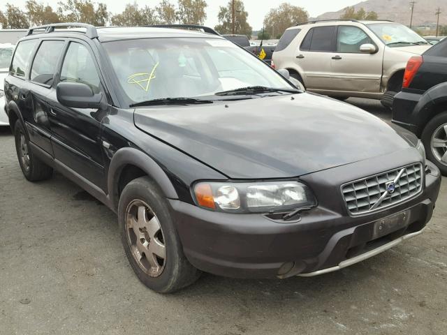 2002 VOLVO V70 2.4L