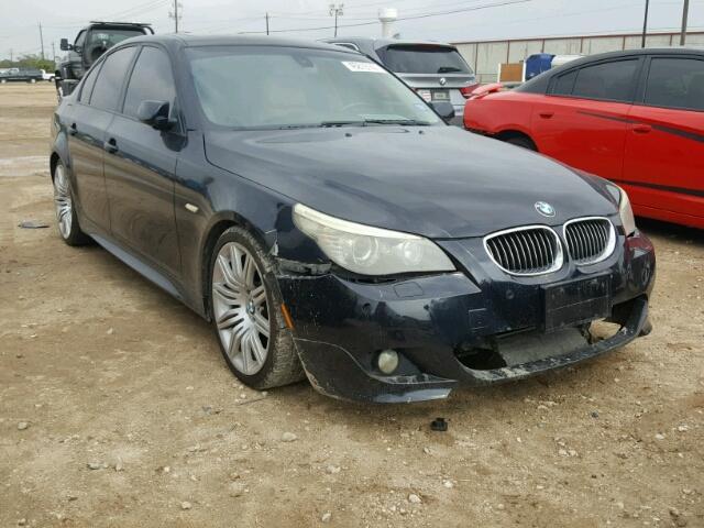 2009 BMW 550 I 4.8L