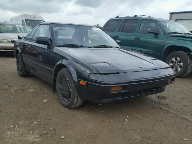 1986 TOYOTA MR2 1.6L