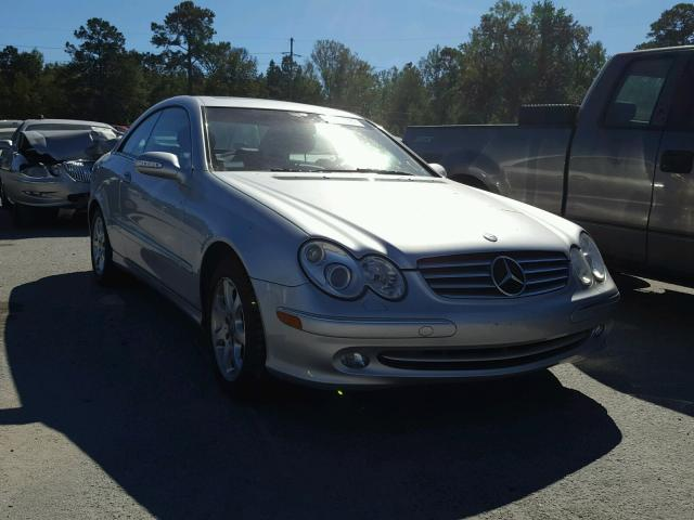 2003 MERCEDES-BENZ CLK 3.2L