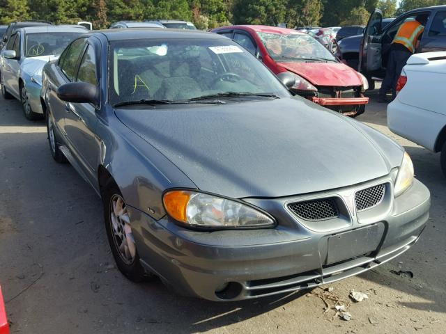 2004 PONTIAC GRAND AM 3.4L
