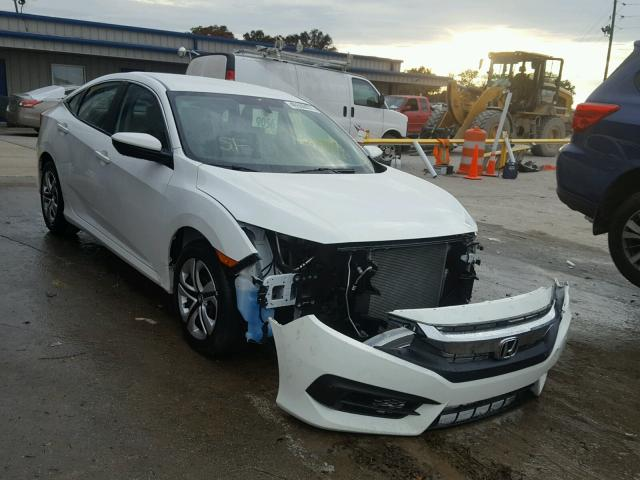 2016 HONDA CIVIC LX Photos | TN - NASHVILLE - Salvage Car ...