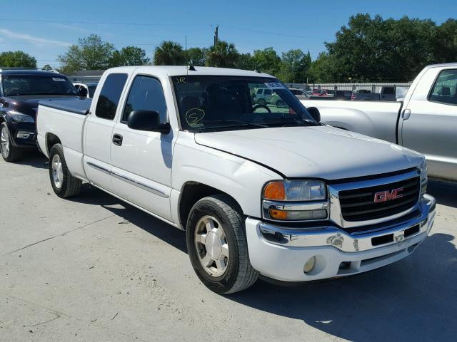 2005 GMC NEW SIERRA 5.3L