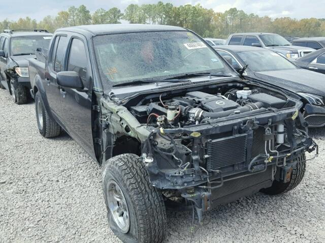 2008 NISSAN FRONTIER 4.0L