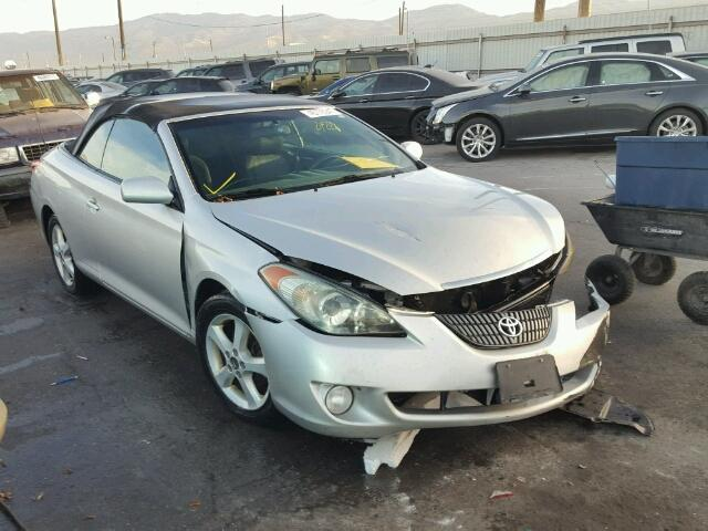2005 TOYOTA CAMRY SOLA 3.3L