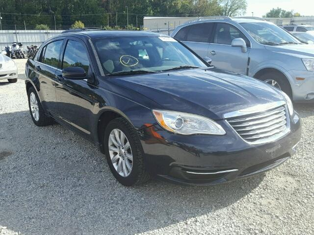 2011 CHRYSLER 200 2.4L