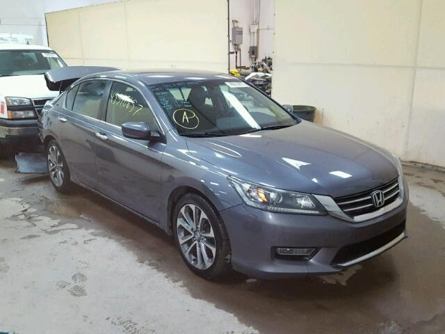 2013 honda accord sport for sale mi flint salvage. Black Bedroom Furniture Sets. Home Design Ideas