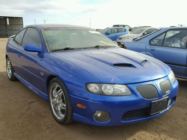 Andrews Auto Salvage >> Salvage Pontiac Gto for Sale at Copart Auto Auction - AutoBidMaster