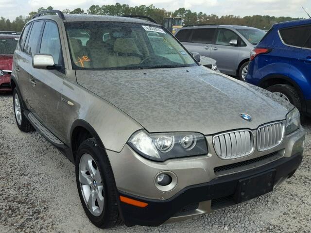 2008 BMW X3 3.0L
