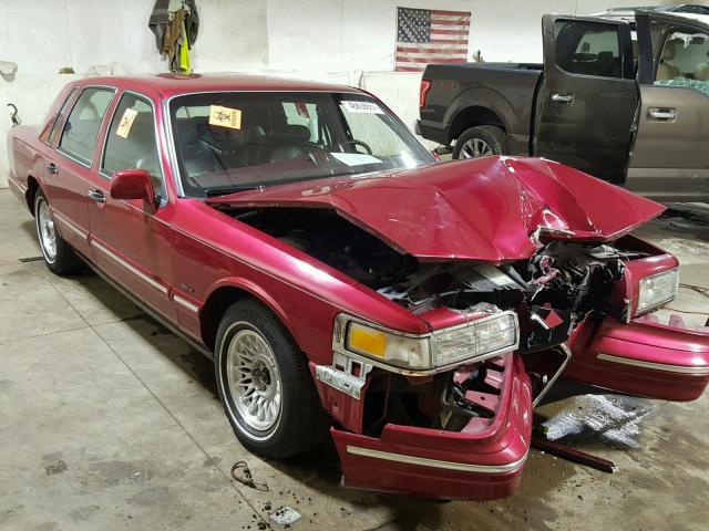 1995 LINCOLN TOWN CAR 4.6L