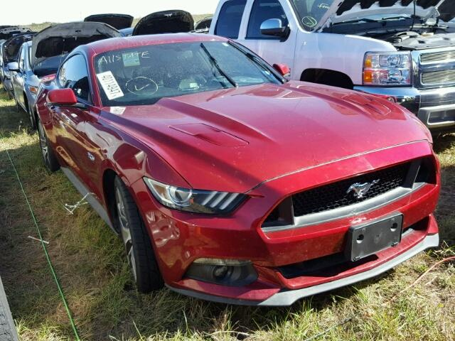 2016 FORD MUSTANG 5.0L